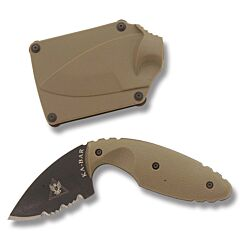 KA-BAR TDI Law Enforcement Knife Black