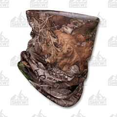 Kings Camo Head and Neck Gaiter Realtree Edge
