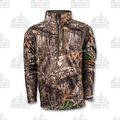 Kings Camo Hunter Series Quarter Zip Pullover