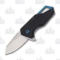 Komoran Black G-10 Framelock Folder