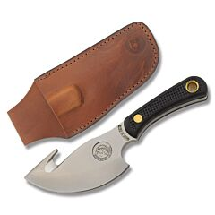 "Knives of Alaska Light Hunter with SureGrip Handles and D2 Tool Steel 4"" Guthook Plain Edge Blades Model 00010FG"