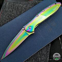Kershaw Ken Onion USA Rainbow Leek