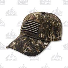 Mossy Oak Americana Camo Hat