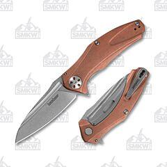Kershaw Natrix Copper Medium