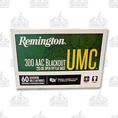 Remington 300 AAC Blackout 220 Grain OTFB 60 Rounds