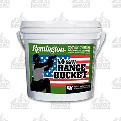 Remington .40 S&W 180 Grain FMJ 300 Round Range Bucket