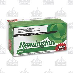 Remington UMC 9mm 115Gr Jacketed Hollow Point 100 Rounds
