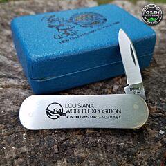 1984 Case XX Louisiana World Expo Knife