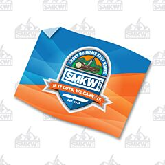 SMKW Logo Lens Cleaning Cloth