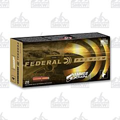 Federal Premium HammerDown 45-70 Gov 300 gr Bonded Soft Point 20 Rounds