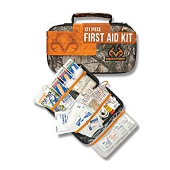 Lifeline 1st Aid RealTree Deluxe 121 Piece First Aid Kit Model 4453