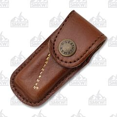 Leatherman Heritage Brown Leather Sheath X-Small
