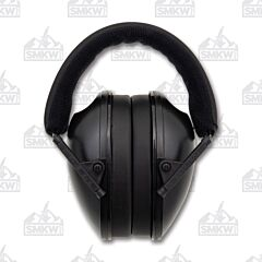 Radians Youth Lowset Passive Black Earmuffs