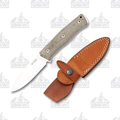 LionSteel B35 Green Canvas Handles