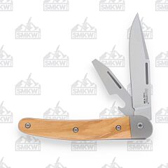 LionSteel Jack 2 Olive Wood
