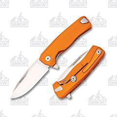 LionSteel ROK Orange Aluminum Handles