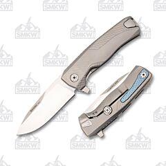 LionSteel ROK B Titanium Gray