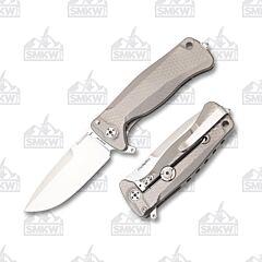 LionSteel SR22 G Titanium Gray