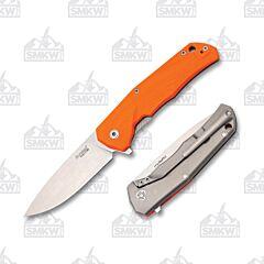 LionSteel T.R.E. Orange G-10