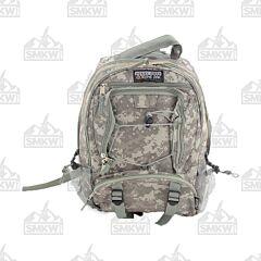 B & F System Digital Camo Backpack Model LUBPSD