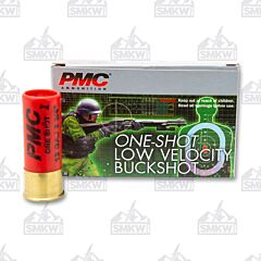 PMC 12GA Reduced Recoil Buckshot #4 5 Round