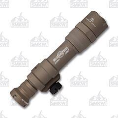 Surefire Tan M600DF Ultra Dual Fuel LED Scout Light