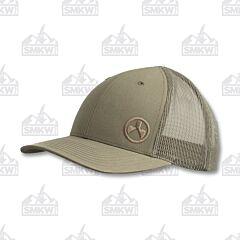 Magpul Icon Trucker Hat Olive M/L