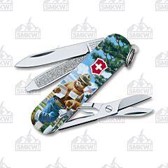 Victorinox Smokey Mail Call Classic SD