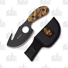Mossberg Fixed Blade Skinning Knife and Guthook