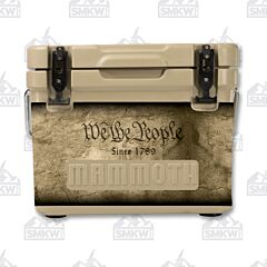 Mammoth Cruiser 25 2nd Amendment Cooler