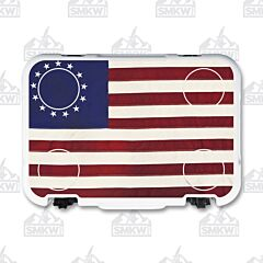 Mammoth Cruiser 30 Betsy Ross Wrap Cooler