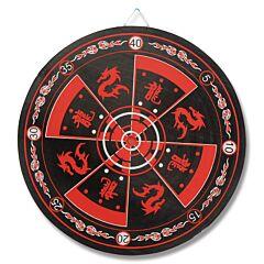 Red Dragon Throwing Knife Target
