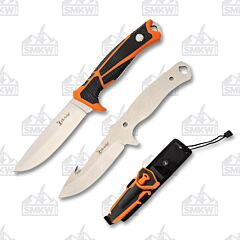 Elk Ridge Interchangeable Blade Set Trek Orange