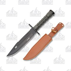 "Survivor HK-798BK 12.8"" Fixed Blade Knife"