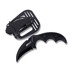 Master Cutlery MTech Fixed Karambit Black