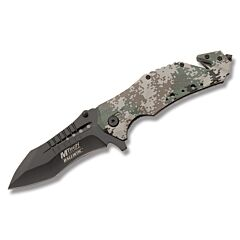 Master Cutlery MTech Rescue Digital Camo