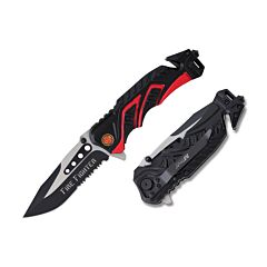 Master Cutlery MTech Assisted Rescue Firefighter