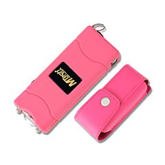 Master Cutlery MTech USA Stun Gun with Pink Polymer Construction and Nylon Sheath Model MT-S807PK