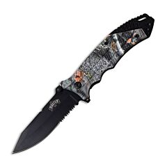 Master Cutlery PS Camo Gray