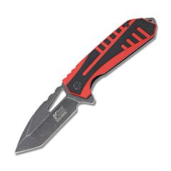 Master Cutlery MTech Xtreme G-10 Red Black