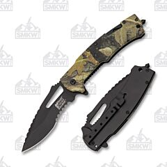 Master Cutlery MTech Assisted Hook Camo