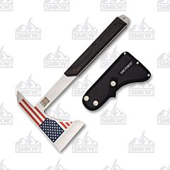 Master Cutlery Tac-Force Patriot Tomahawk Full Color