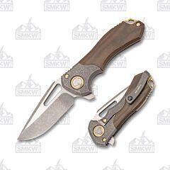 Marfione Custom Knives Protocol