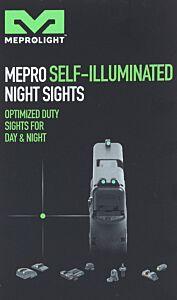Meprolight Fixed Self-Illuminated Night Sights CZ