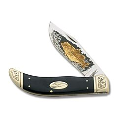 Marbles Wildlife Collectors Series Bass Clasp Knife