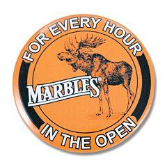 Marbles Round Moose Pocket Sharpener