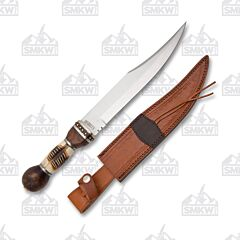 Marble's Wood and Torched Bone Bowie