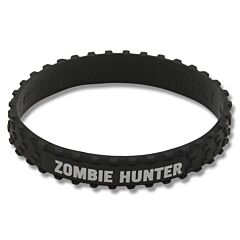 "Mil-Spec Monkey ""Zombie Hunter"" Bracelet - Black - Medium"