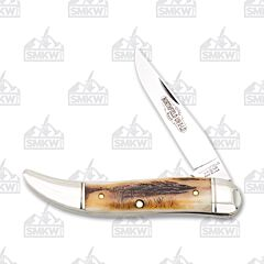 Great Eastern Northfield UN-X-LD 12 Toothpick Sambar Stag Handles