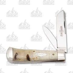 GEC Northfield UN-X-LD 73 Scout Square End Trapper 2nd Cut Ram's Horn